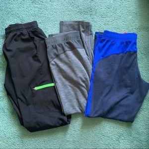 Boys Champion Warm Up Pants - Bundle of 3 Pair